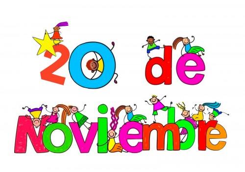 Resultado de imagen de Día de los Derechos de los/as Niños/as.