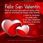 Postales con mensajes de amor para compartir en el Día de San Valentín