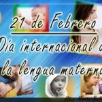 Imágenes del Día Internacional de la Lengua Materna para compartir
