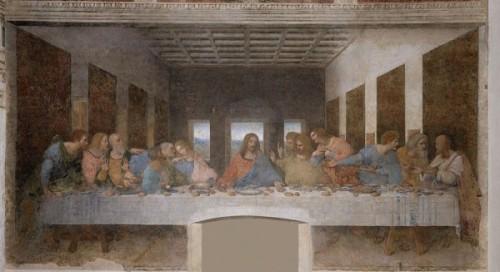 las_10_mejores_pinturas_de_jesus_de_la_historiaLa Ultima Cena hecha por Leonardo Da Vinci en 1495