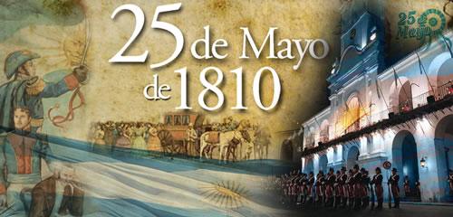 Imágenes conmemorativas 25 de Mayo de 1810 para compartir | Hoy