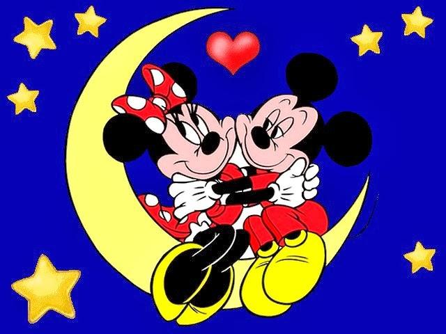 Mickey Mouse y Minnie 13