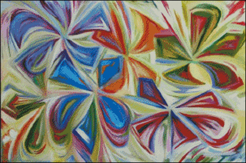 Fondo De Pantalla Abstracto Corriente De Cruces: +40 Imágenes Abstractas Para Descargar E Imprimir