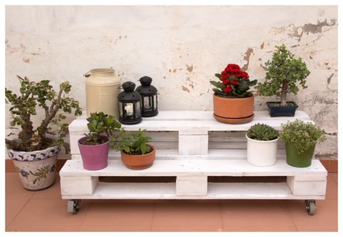 Ideas para decorar jardines con im genes de palets - Ideas para jardines pequenos fotos ...