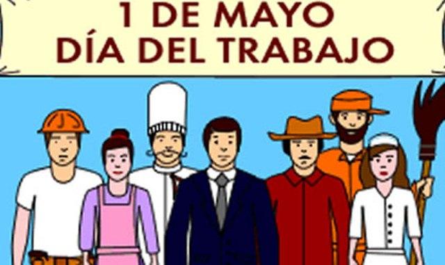 1 de mayo d a del trabajador im genes con mensajes para for Gimnasio 1 de mayo