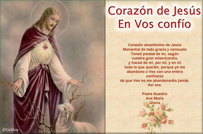 Corazón de Jesús 08