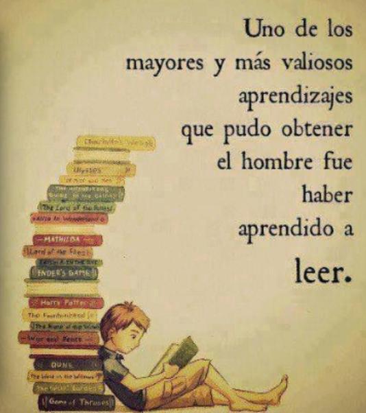 con frases para el Día Nacional del Libro en Argentina, 15 de Junio