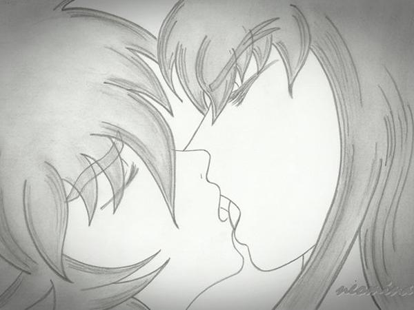 Imgenes de amor con dibujos de lpiz  Hoy imgenes