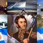 Para el 9 de julio: Imágenes del Bicentenario de la Independencia Argentina