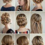 Más imágenes de peinados fáciles con trenzas de moda