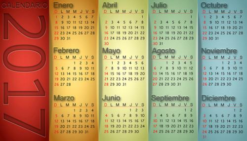 Fondo De Pantalla 3d De Navidad De Santa Vas De Luna Hd: Calendarios Espectaculares 2017 Para Imprimir