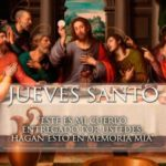 Imágenes para Semana Santa de Jueves y viernes Santo con reflexiones