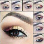 Maquillaje de ojos con imágenes y tutoriales paso a paso