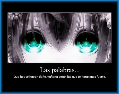 frases hermosas de anime: Imágenes Anime Con Hermosas Frases De Amor Y Desamor