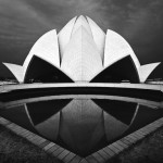 Imagenes de arquitectura moderna en blanco y negro