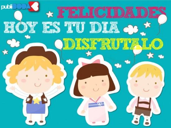 Imágenes De Feliz Día Del Niño