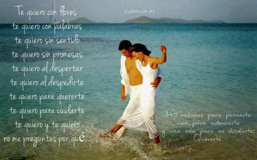 Poemas de amor cortos para enamorar,Imágenes, postales.. (29)