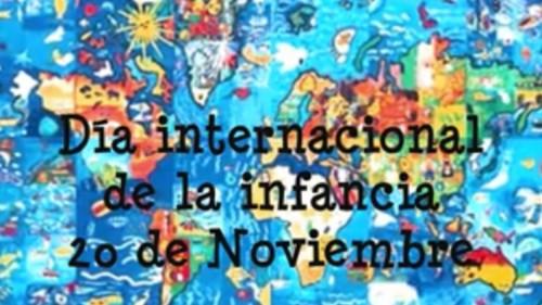 Día Internacional De La Infancia Imágenes Para El 20 De