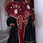 Imágenes para compartir de vestidos y máscaras tradicionales del Carnaval de Venecia