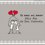 Tarjetas con frases románticas de San Valentín para descargar