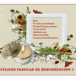 Imágenes para desear Felices Pascuas hoy: Tarjetas para descargar en Semana Santa