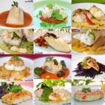 Imágenes de Comidas con pescado para compartir en Semana Santa