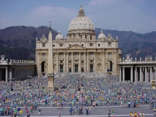 lugares sagrados del mundoBasilica-de-San-Pedro-Roma