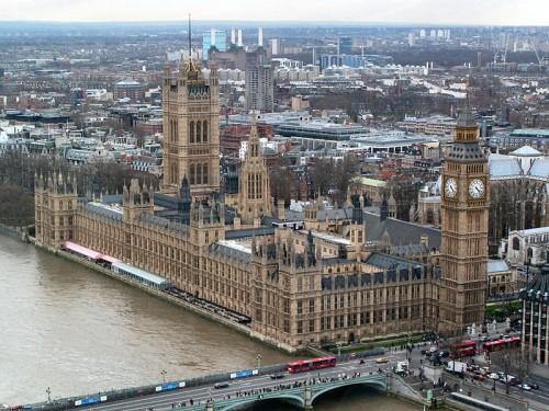 lugaresABADÍA DE WESTMINSTER EN LONDRES