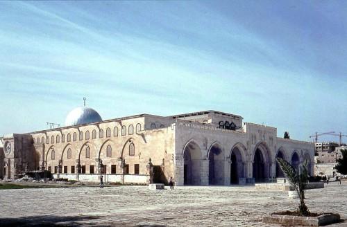 lugaresMEZQUITA DE AL-AQSA EN JERUSALEN