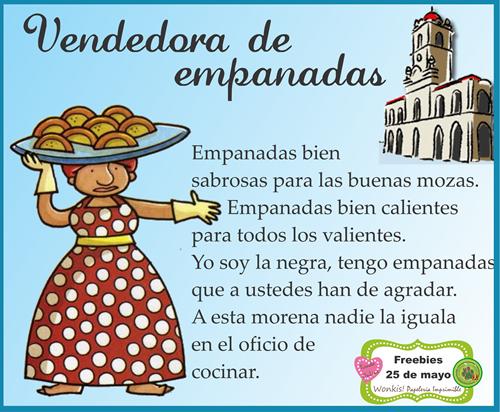 25-de-mayo-de-1810-pregones-VENDEDORA-DE-EMPANADAS