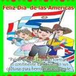 Carteles para el 14 de abril – Día de las Américas: Descargar imágenes y compartir