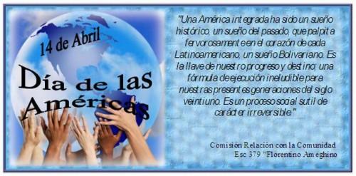 DiaAmericas