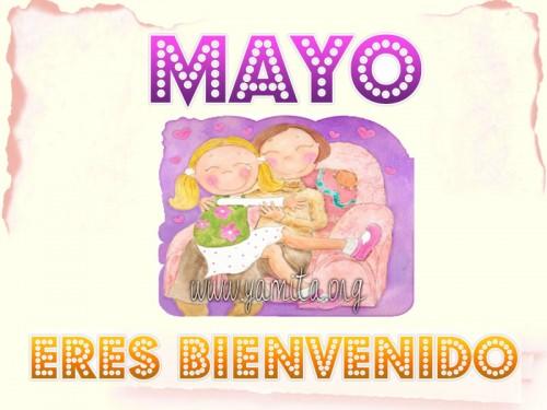 Mayo-eres-bienvenido