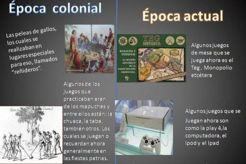 costumbres de la epoca colonial publicar