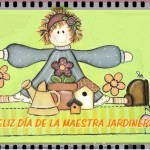 Felíz Día a todas las Maestras Jardineras del país!