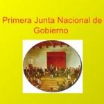 Imágenes de la Primera Junta Gubernativa del 25 de Mayo de 1810
