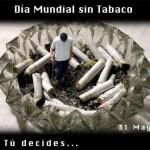 Día Mundial sin Tabaco: Imágenes para compartir