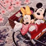 Fondos para Whatsapp de Minnie y Mickey