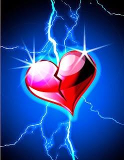 imagen de corazones con frase de desamor (4)