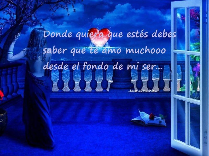 mensajes con frases de Buenas noches Romanticas para Enamorados (6)