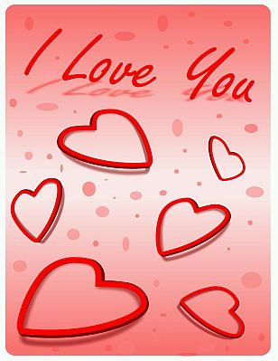 Dia San Valentin, Frases de Amor, I Love You 2