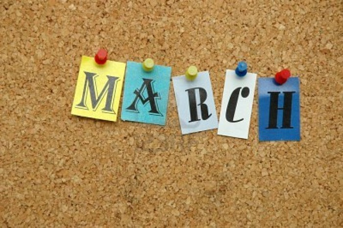 Happy-March
