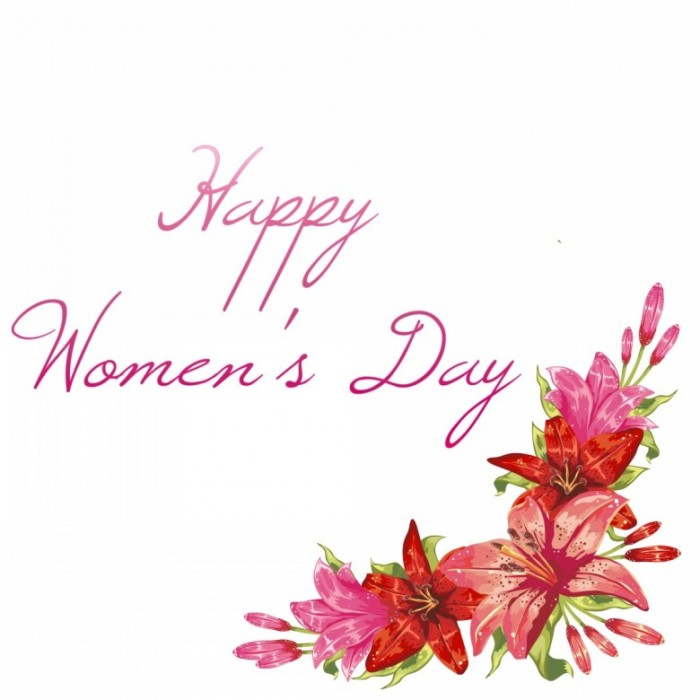 Happy-Womens-Day-2015-With-flower-bouquet