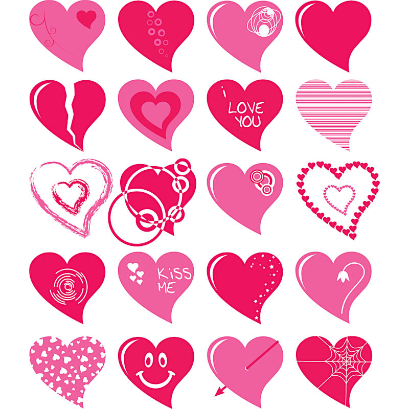 love-hearts-vector