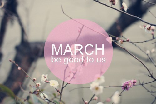 march-be-good