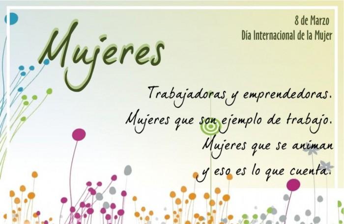 Imágenes Con Mensajes Tiernos Para Regalar En El Día De La Mujer