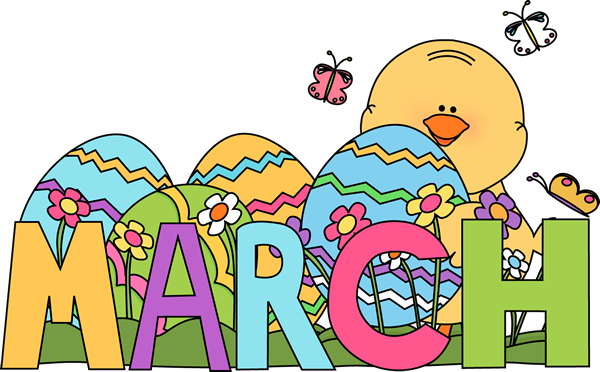 month-of-march-easter