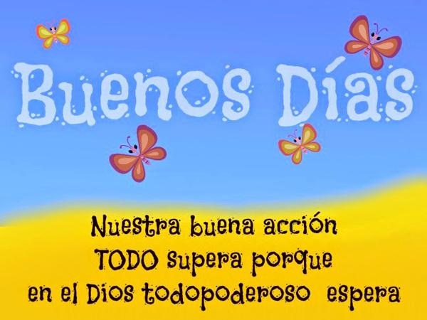 DecirBuenosDias8