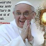Frases para Semana Santa del Papa Francisco para reflexionar