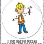 1º de Mayo, Día del trabajador: Imágenes con mensajes para descargar